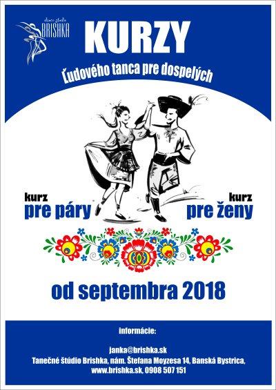 brishka.sk kurzy ludoveho tanca dospeli 2018